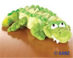 Webkinz Crocodile Plush Toy