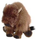 Bison Cascade Plush Toy