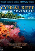 IMAX Coral Reef Adventure with Liam Neeson DVD