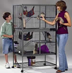 Fun Ferret Cages for your home