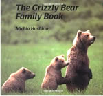 Grizzly Bear Family Book